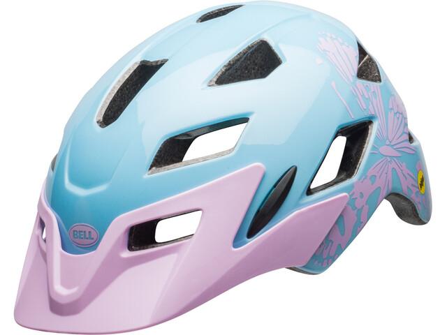 Bell Sidetrack MIPS Lapset Pyöräilykypärä , turkoosi